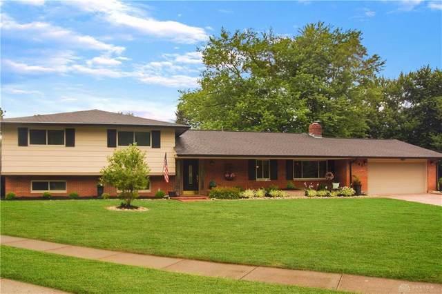 8045 Talbrook Court, Centerville, OH 45458 (MLS #844654) :: The Westheimer Group