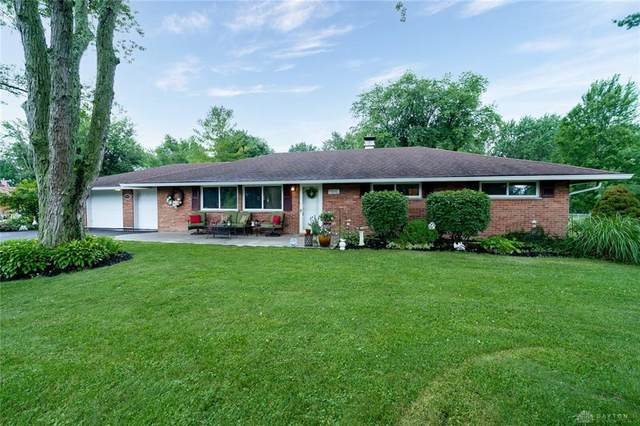 9695 Mintwood, Clearcreek Twp, OH 45458 (MLS #844669) :: The Westheimer Group
