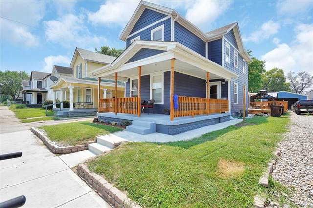 302 Young Street, Middletown, OH 45044 (MLS #844742) :: The Westheimer Group