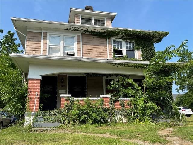2605 N Main Street, Dayton, OH 45405 (MLS #844811) :: The Westheimer Group