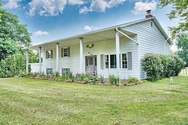 360 Valleyview Drive, Troy, OH 45373 (MLS #844892) :: Bella Realty Group