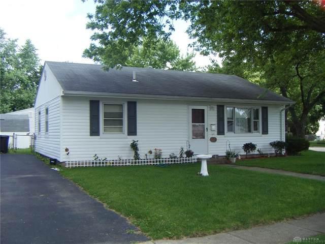 18 Florence Avenue, Fairborn, OH 45324 (#844903) :: Century 21 Thacker & Associates, Inc.