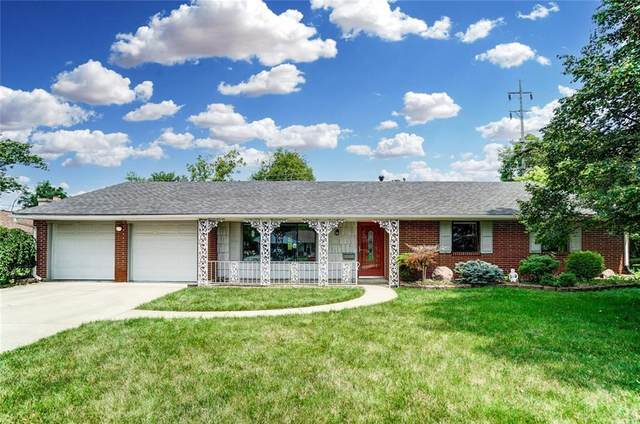 2185 Bending Willow Drive, Kettering, OH 45440 (MLS #844949) :: The Westheimer Group