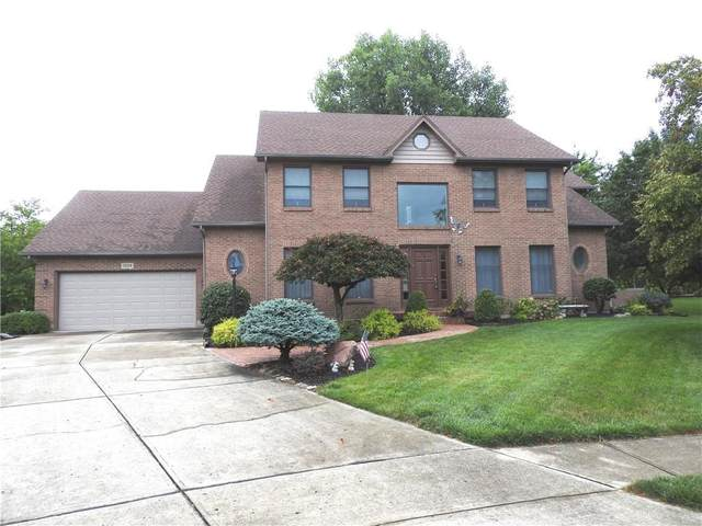 1224 Sunny Glen Court, Vandalia, OH 45377 (#844974) :: Century 21 Thacker & Associates, Inc.