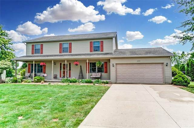 3297 Maple Grove Road, Springfield, OH 45504 (MLS #845008) :: The Swick Real Estate Group