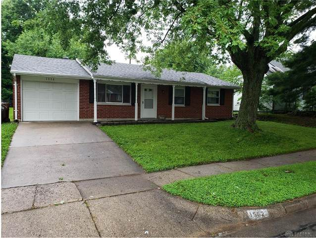 1552 Navajo Drive, Xenia, OH 45385 (MLS #845017) :: The Westheimer Group