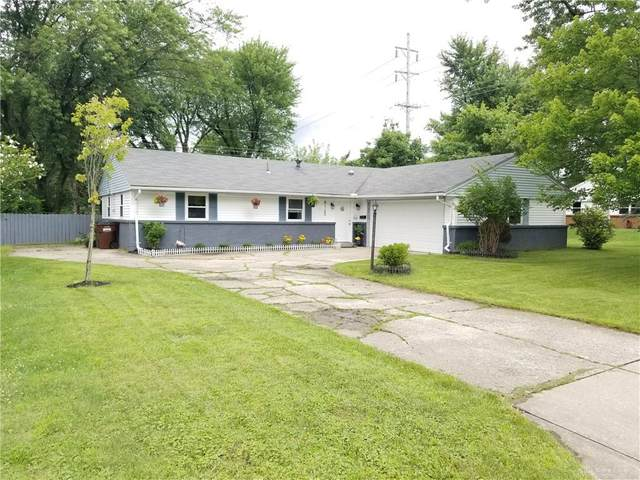 2185 Green Springs Drive, Dayton, OH 45440 (MLS #845031) :: The Westheimer Group