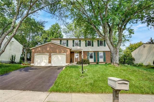 805 Jamestown Drive, Miamisburg, OH 45342 (MLS #845038) :: The Westheimer Group