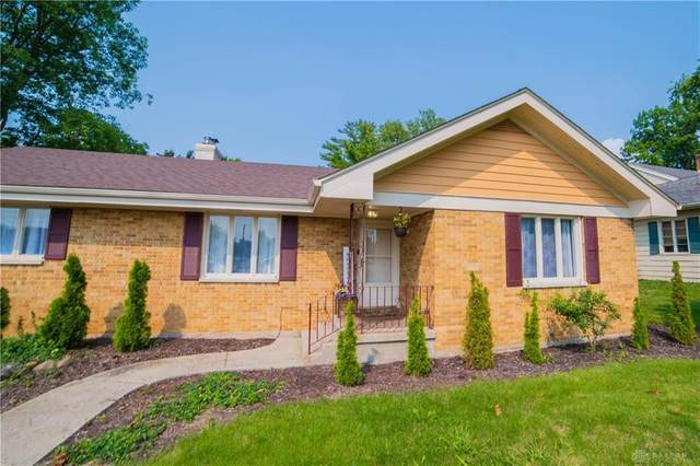 526 S Main Street, Englewood, OH 45322 (MLS #845040) :: The Westheimer Group