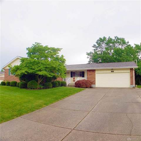1304 Horizon Drive, Fairborn, OH 45324 (MLS #845048) :: The Westheimer Group