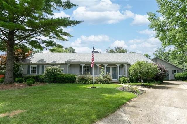 740 Sunnymeade Place, Troy, OH 45373 (MLS #845051) :: The Westheimer Group