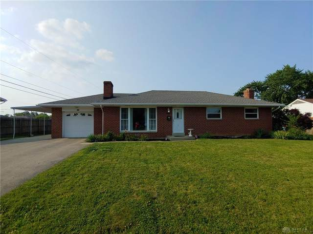 305 S Tionda Drive, Vandalia, OH 45377 (MLS #845068) :: The Swick Real Estate Group