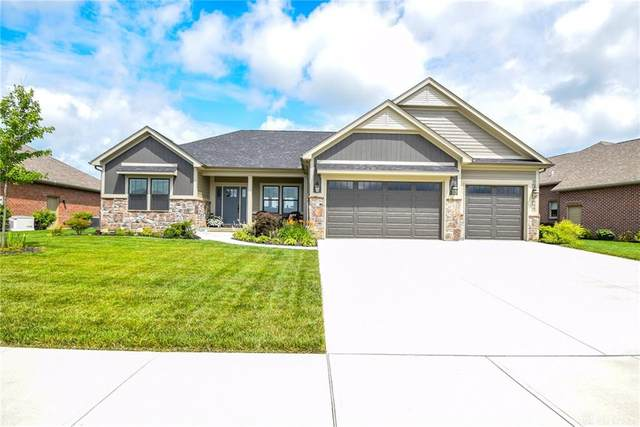 1095 Rosenthal Drive, Troy, OH 45373 (MLS #845083) :: The Westheimer Group