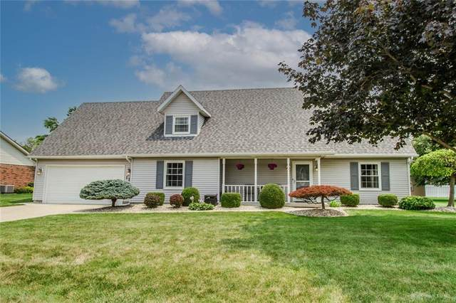 111 Willow Drive, Greenville, OH 45331 (MLS #845127) :: The Westheimer Group