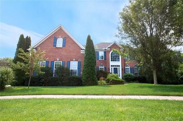 2600 Wyndham Drive, Beavercreek, OH 45431 (MLS #845140) :: The Westheimer Group