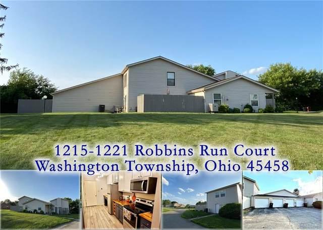 1215 Robbins Run Court, Washington TWP, OH 45458 (MLS #845185) :: The Swick Real Estate Group
