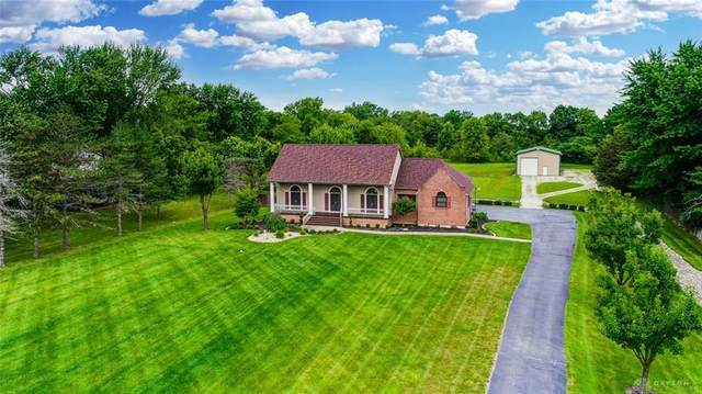 3825 Old Salem Road, Clayton, OH 45415 (MLS #845229) :: The Westheimer Group
