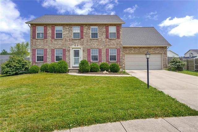 4588 Pimlico Place, Huber Heights, OH 45424 (MLS #845250) :: The Westheimer Group