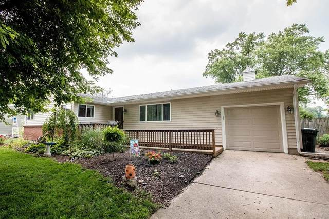 84 Brookwood Drive, Bellbrook, OH 45305 (MLS #845273) :: The Swick Real Estate Group
