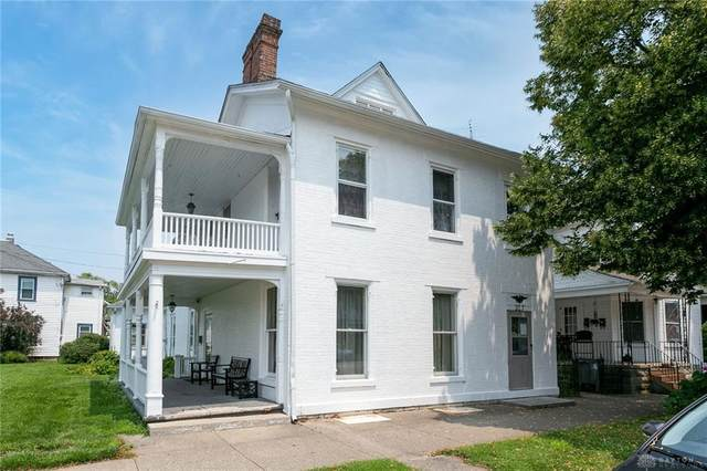 207 E Main Street, Troy, OH 45373 (MLS #845285) :: The Westheimer Group