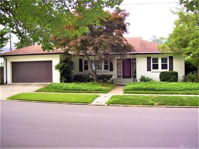 20 Hilltop Avenue, Oakwood, OH 45419 (MLS #845293) :: The Westheimer Group