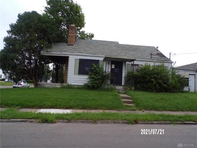 1915 Edison Street, Dayton, OH 45417 (MLS #845300) :: The Westheimer Group