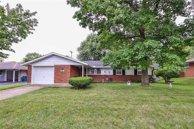 7301 Harshmanville Road, Huber Heights, OH 45424 (MLS #845306) :: The Swick Real Estate Group