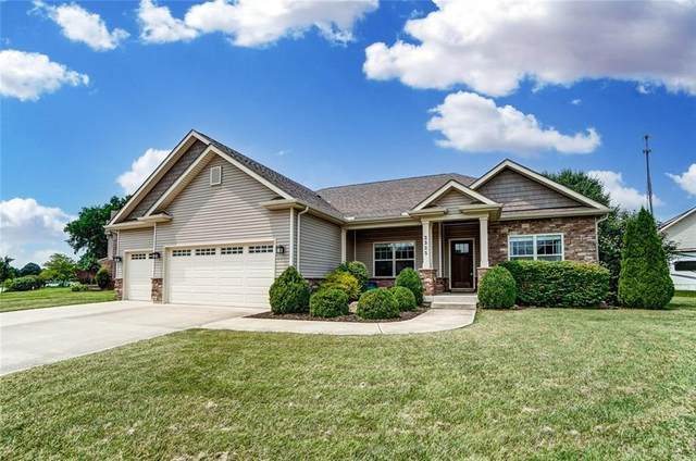2325 Worthington Drive, Troy, OH 45373 (MLS #845327) :: The Westheimer Group