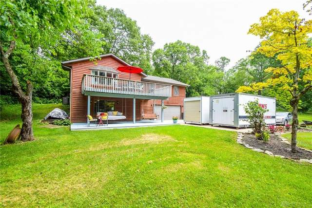 32 E National Road, Englewood, OH 45322 (MLS #845385) :: The Westheimer Group