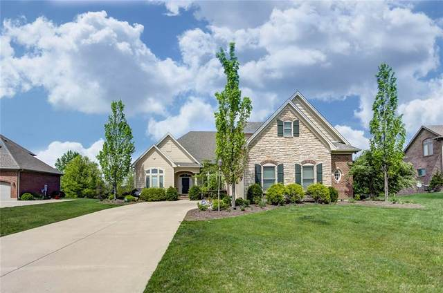 9322 Paragon Mills Lane, Centerville, OH 45458 (MLS #845387) :: The Westheimer Group