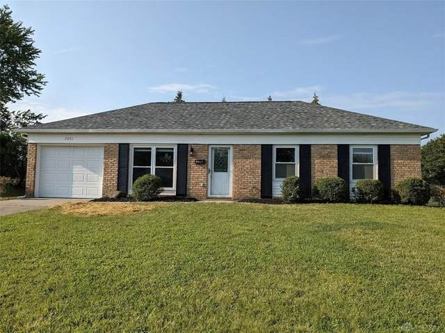 2051 Providence Avenue, Springfield, OH 45503 (MLS #845394) :: The Gene Group