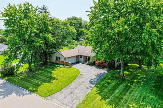36 Dale Ridge Drive, Centerville, OH 45458 (MLS #845416) :: The Westheimer Group