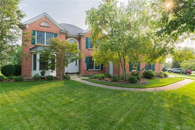 400 Tillotson Place, Washington TWP, OH 45458 (MLS #845444) :: The Westheimer Group