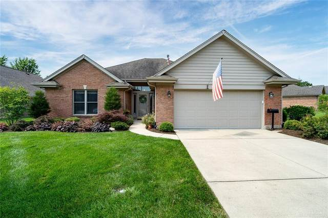 1600 Rockleigh Road, Washington TWP, OH 45458 (MLS #845464) :: The Westheimer Group
