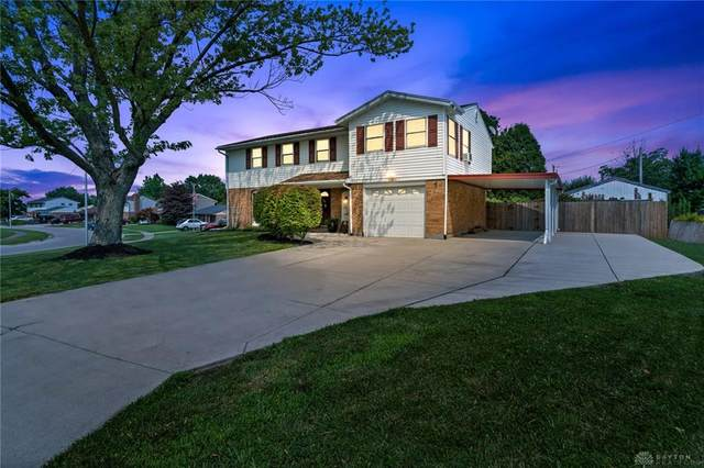 7620 Sheba Court, Huber Heights, OH 45424 (MLS #845474) :: The Swick Real Estate Group