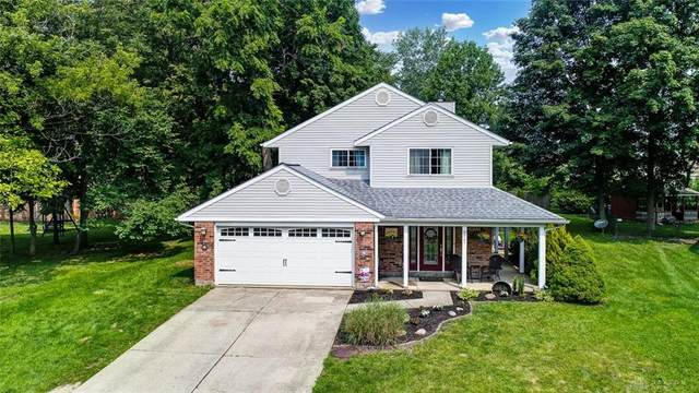 8911 Deer Knolls West Drive, Huber Heights, OH 45424 (MLS #845478) :: The Swick Real Estate Group