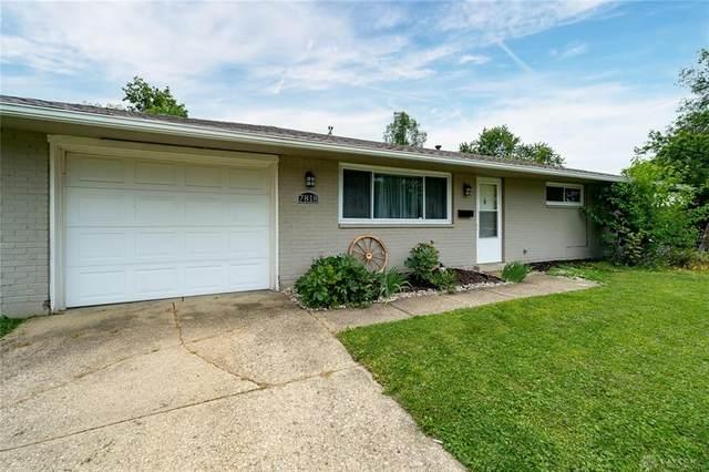 7818 Blackshear Drive, Huber Heights, OH 45424 (MLS #845486) :: The Swick Real Estate Group