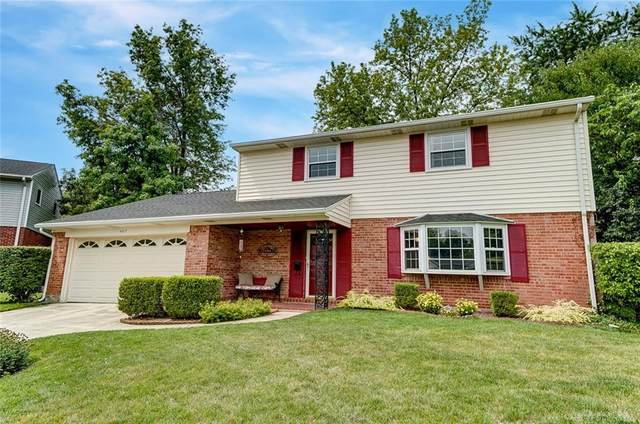 4417 Sunnydale Place, Kettering, OH 45429 (MLS #845491) :: The Westheimer Group
