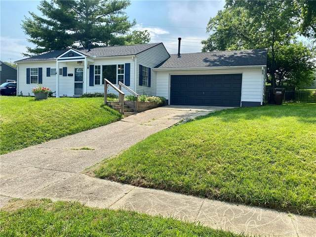 135 Dellwood Drive, Fairborn, OH 45324 (MLS #845494) :: The Westheimer Group