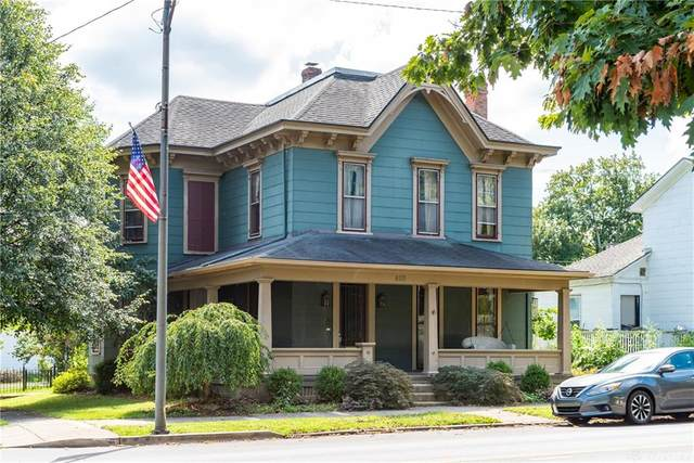 402 W Main Street, Tipp City, OH 45371 (#845499) :: Century 21 Thacker & Associates, Inc.