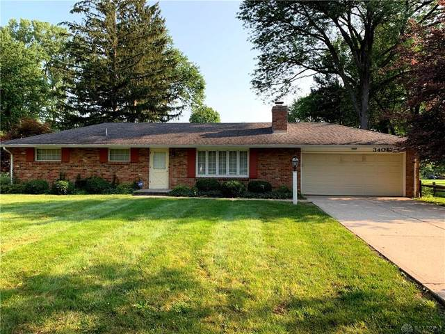 3404 Knollwood Drive, Beavercreek, OH 45432 (MLS #845504) :: The Westheimer Group