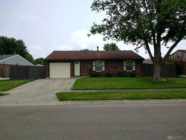 8450 Schoolgate Drive, Huber Heights, OH 45424 (MLS #845510) :: The Swick Real Estate Group