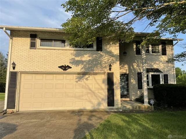 1736 Winchester Road, Xenia, OH 45385 (MLS #845521) :: The Westheimer Group