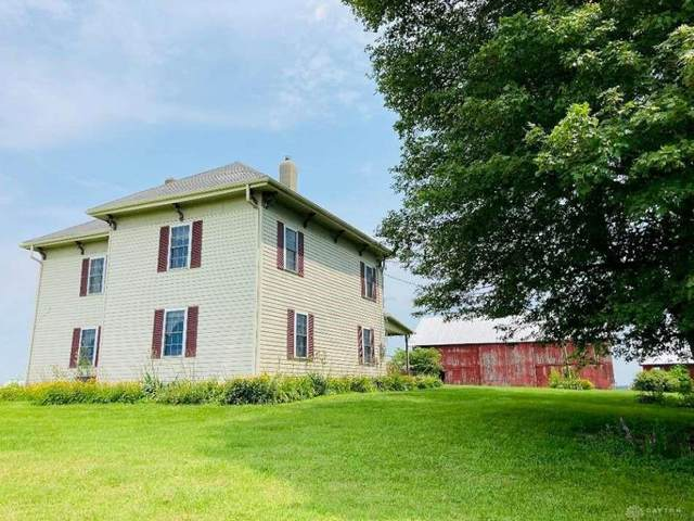 299 State Route 726, New Madison, OH 45346 (MLS #845528) :: The Westheimer Group