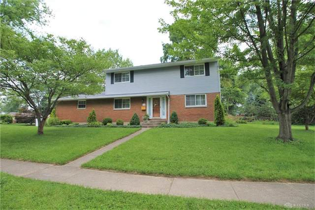 1109 Pepper Hill Drive, Dayton, OH 45429 (MLS #845534) :: The Westheimer Group
