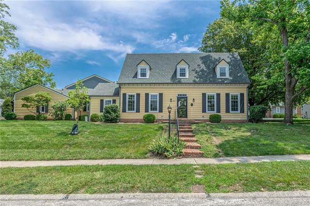 180 Lyons Drive, Centerville, OH 45459 (#845540) :: Century 21 Thacker & Associates, Inc.