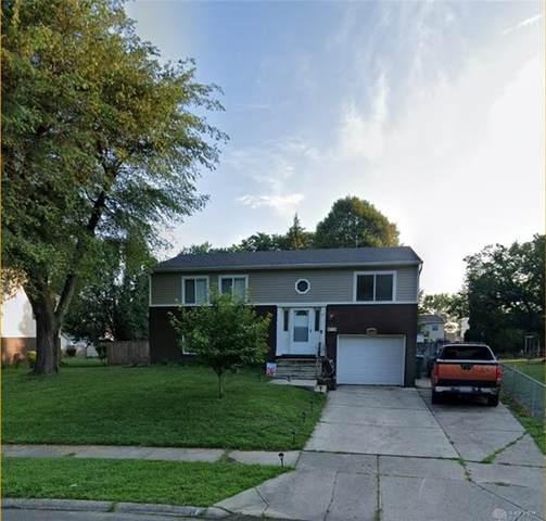 27 Joyce Drive, Fairborn, OH 45324 (MLS #845561) :: The Swick Real Estate Group