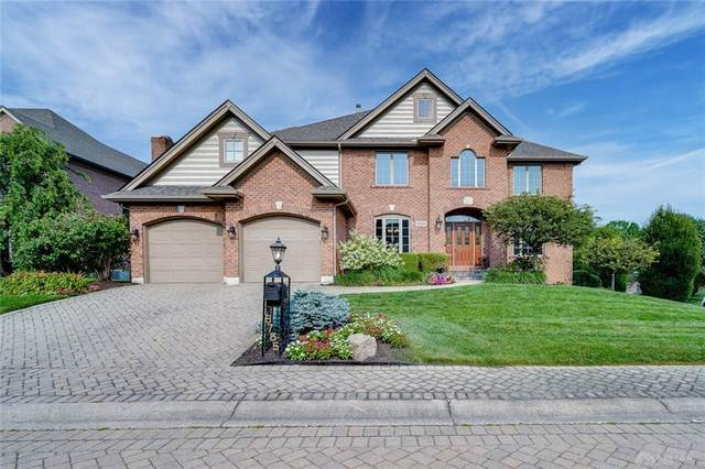 5755 Stone Lake Drive, Centerville, OH 45429 (MLS #845579) :: Bella Realty Group