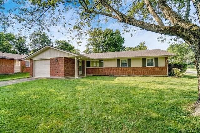 4960 Tilbury Road, Huber Heights, OH 45424 (MLS #845585) :: The Swick Real Estate Group