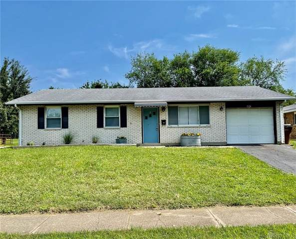 1324 Peacepipe Trail, Xenia, OH 45385 (MLS #845590) :: The Westheimer Group